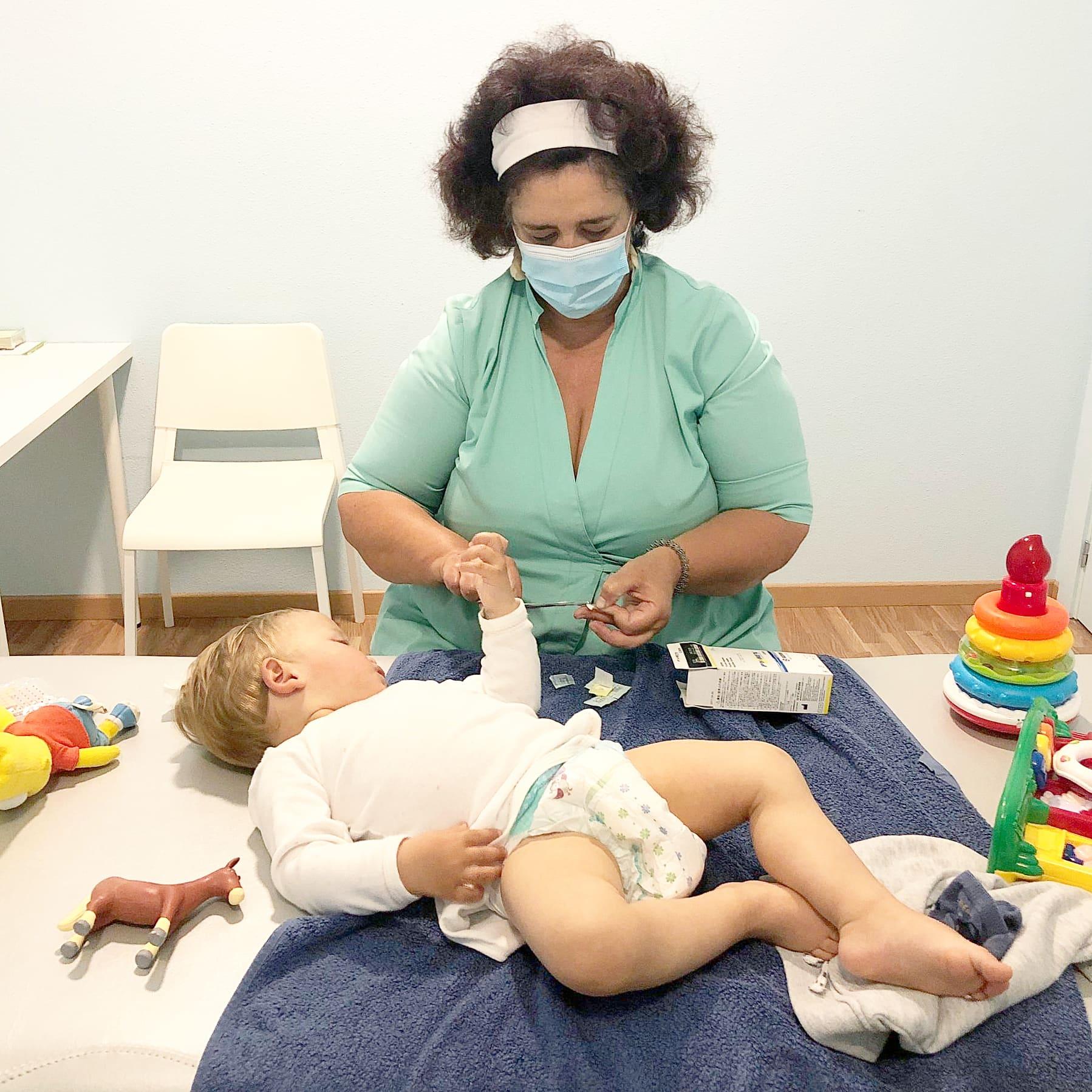 Medicina Chinesa para bebés na Malveira
